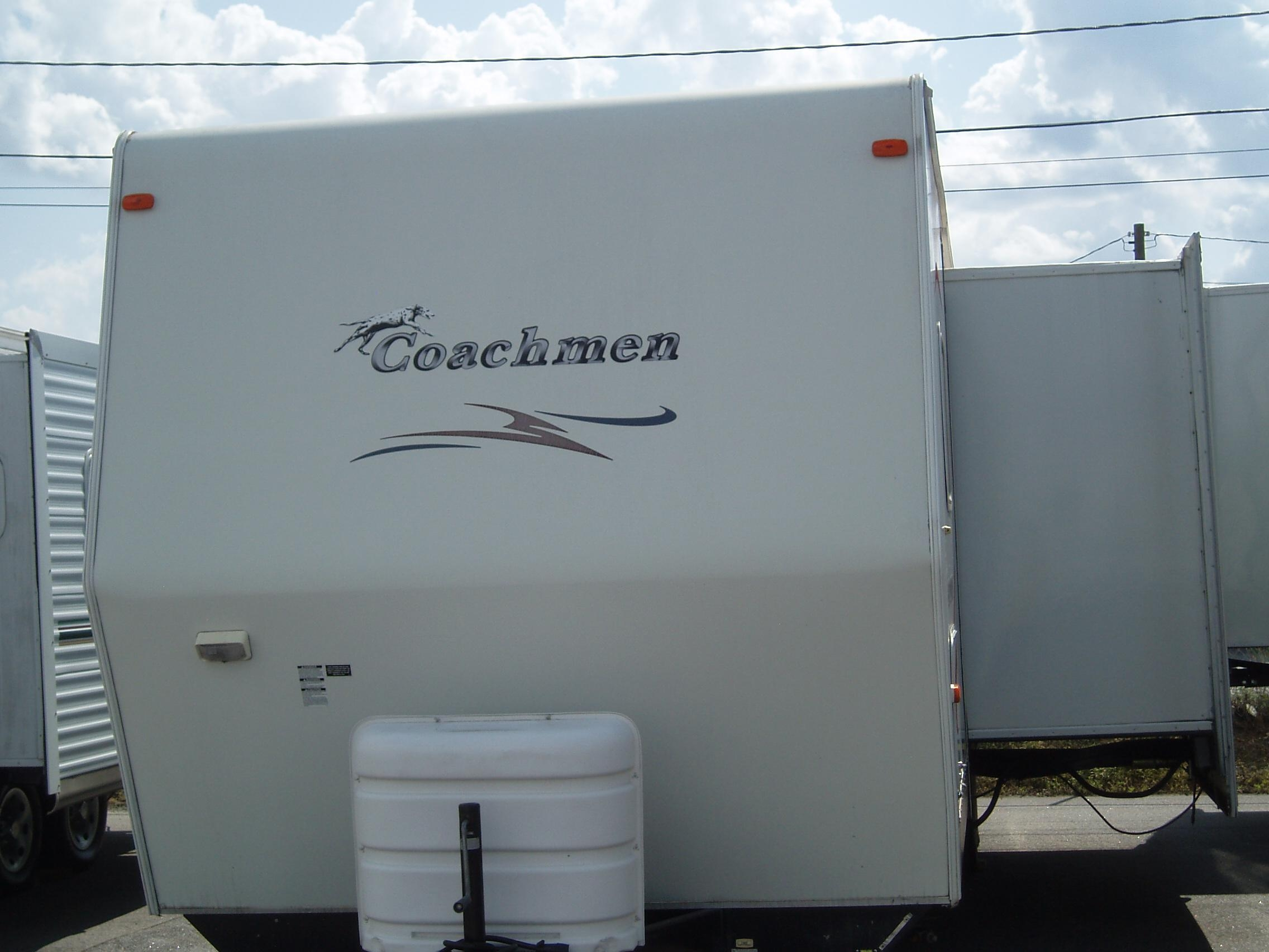 2006 Coachmen Spirit of America 29TBS