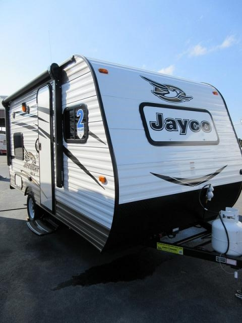 Cool 2015 Jayco 33 RLDS Jay Flight Elite Travel Trailer For Sale Near