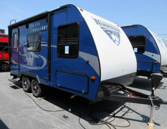 Popular 2017 Winnebago Micro Minnie 1706FB Travel Trailer