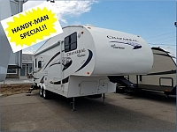 2008 Coachmen Chaparral 267RLS