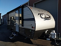 2019 FOREST RIVER CHEROKEE 16FQ-D