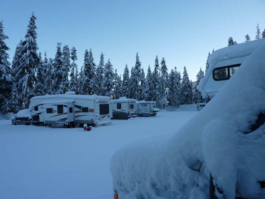 Top RV Winter Necessities