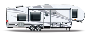 Fifth Wheel Logo