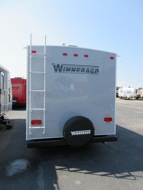 2017 Winnebago Micro Minnie 1700BH Travel Trailer