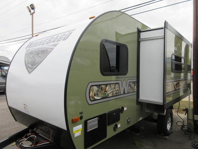 2018 Winnebago Minnie Drop Special Edition 1790